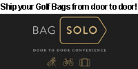 Ship your Golf Bags from door to door!