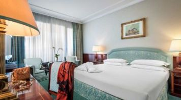 A class golf stay in Bologna